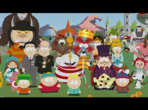 This is from the South Park episode Glenn mentions.