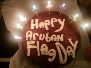 Aruban Flag Day!