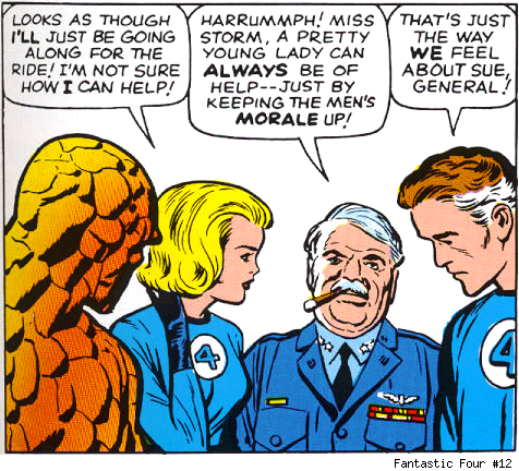 Ah, Silver Age sexism.