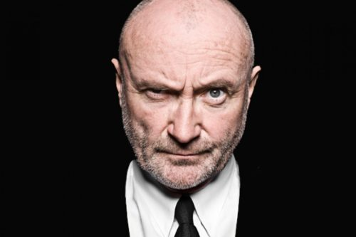 Oh God, Phil Collins is going to kill us.
